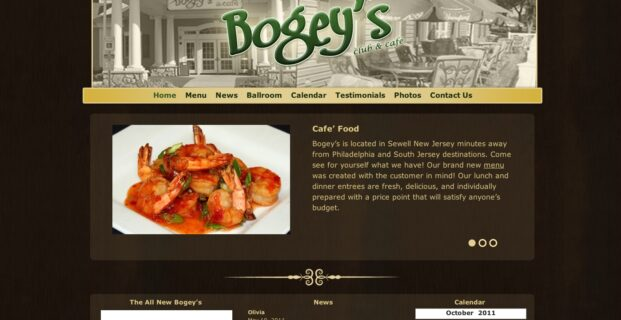 Bogeys Club and Cafe